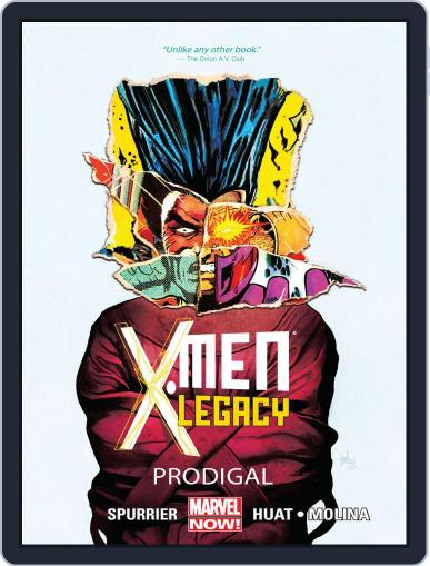 X-Men: Legacy (2012-2014) (Digital) October 17th, 2013 Issue Cover