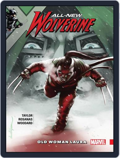 All-New Wolverine (2015-) (Digital) August 29th, 2019 Issue Cover