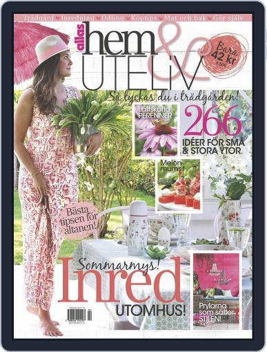 Hem och uteliv 2018 Magazine (Digital) April 9th, 2018 Issue Cover
