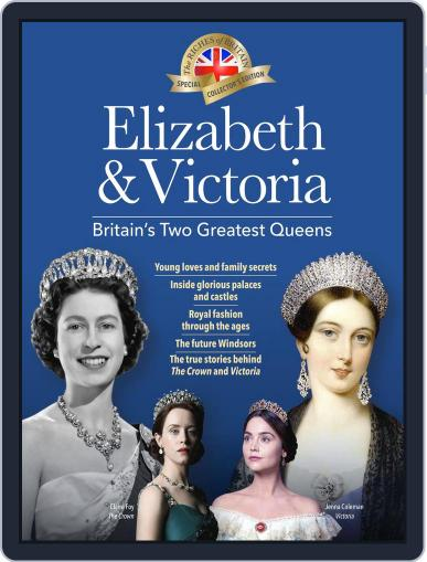 Elizabeth and Victoria June 21st, 2018 Digital Back Issue Cover
