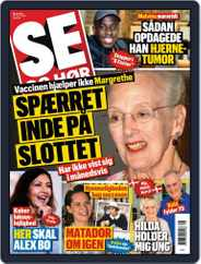 SE og HØR Magazine (Digital) Subscription February 24th, 2021 Issue