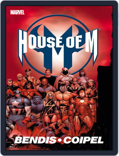 House of M (Digital) October 13th, 2011 Issue Cover