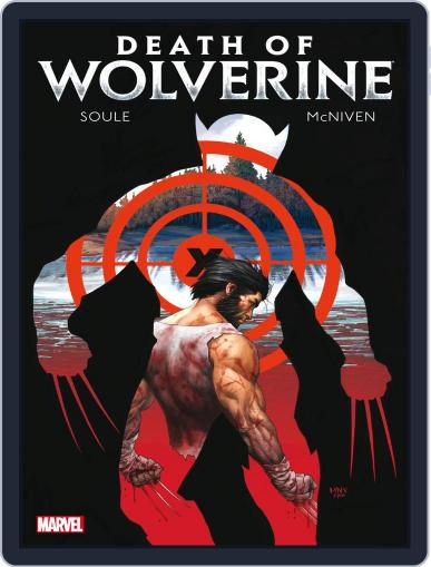 Death of Wolverine (Digital) January 7th, 2015 Issue Cover