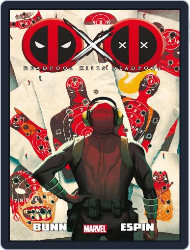 Deadpool Kills Deadpool (Digital) May 1st, 2014 Issue Cover