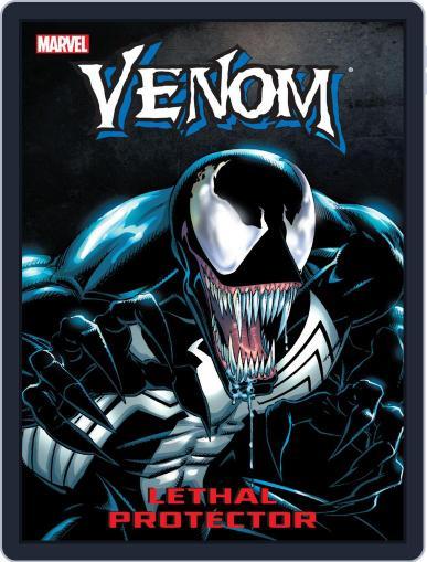 Venom: Lethal Protector November 5th, 2015 Digital Back Issue Cover