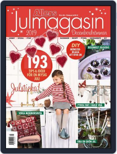 Allers Julmagasin (Digital) October 3rd, 2019 Issue Cover