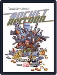 Rocket Raccoon (2014-2015) (Digital) Subscription July 22nd, 2015 Issue