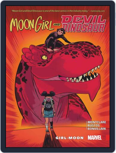 Moon Girl and Devil Dinosaur (2015-) (Digital) December 27th, 2017 Issue Cover