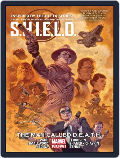 S.H.I.E.L.D. (2014-2015) (Digital) January 27th, 2016 Issue Cover