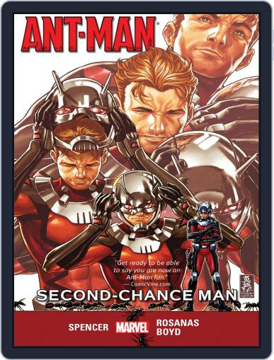 Ant-Man (2015) (Digital) June 24th, 2015 Issue Cover