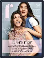femina Denmark Magazine (Digital) Subscription May 6th, 2021 Issue
