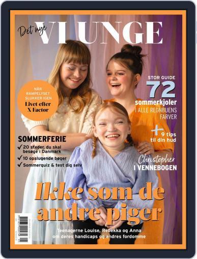 Vi Unge Magazine (Digital) September 1st, 2021 Issue Cover