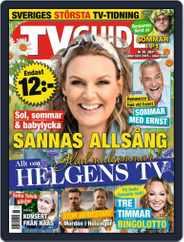 TV-guiden Magazine (Digital) Subscription June 24th, 2021 Issue
