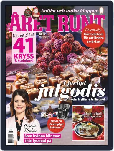 Året Runt Magazine (Digital) November 26th, 2020 Issue Cover