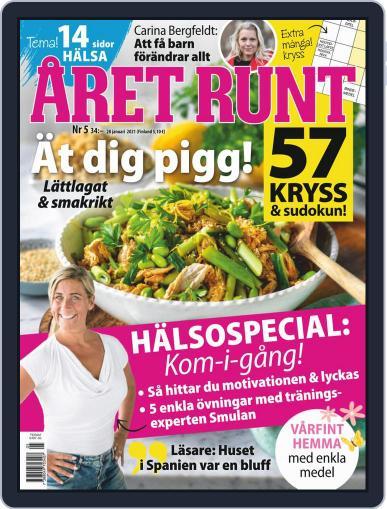 Året Runt Magazine (Digital) January 28th, 2021 Issue Cover