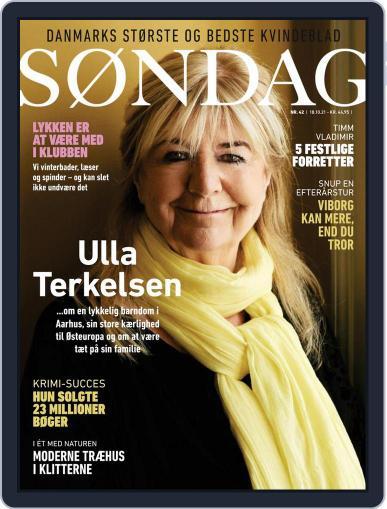 SØNDAG Magazine (Digital) October 18th, 2021 Issue Cover