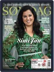 SØNDAG Magazine (Digital) Subscription October 25th, 2021 Issue