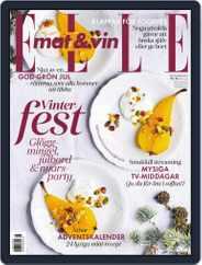 Elle Mat & Vin Magazine (Digital) Subscription December 1st, 2020 Issue