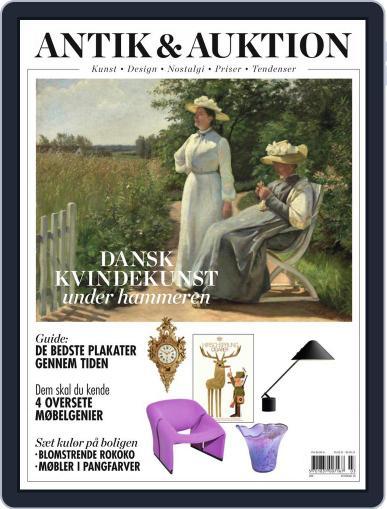 Antik & Auktion Denmark Magazine (Digital) March 1st, 2021 Issue Cover