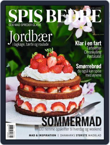 SPIS BEDRE Magazine (Digital) June 1st, 2021 Issue Cover
