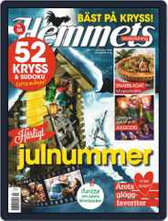 Hemmets Veckotidning Magazine (Digital) Subscription December 1st, 2020 Issue