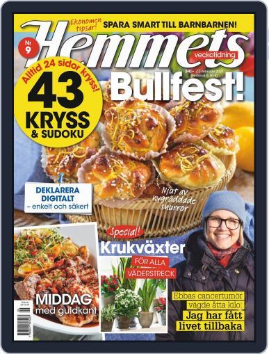 Hemmets Veckotidning Magazine (Digital) February 23rd, 2021 Issue Cover