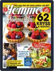 Hemmets Veckotidning Magazine (Digital) Subscription July 27th, 2021 Issue