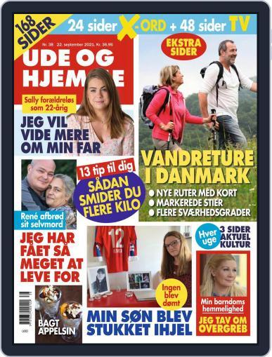 Ude og Hjemme Magazine (Digital) September 22nd, 2021 Issue Cover