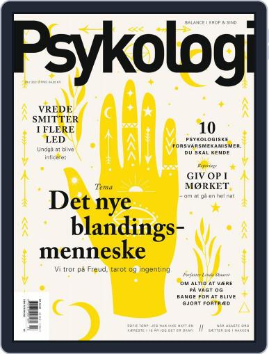 Psykologi Magazine (Digital) May 1st, 2021 Issue Cover