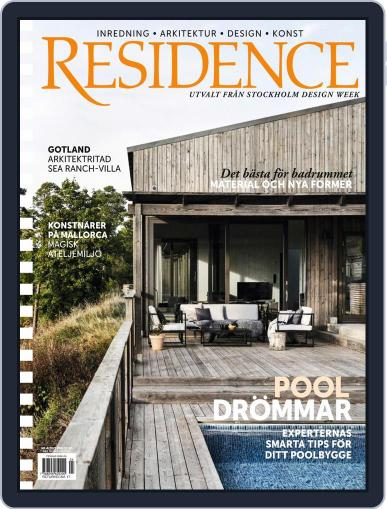 Residence Magazine (Digital) April 1st, 2021 Issue Cover