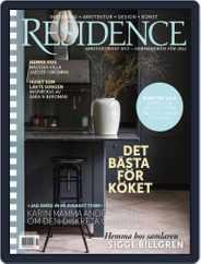 Residence Magazine (Digital) Subscription September 1st, 2021 Issue
