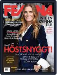 Femina Sweden Magazine (Digital) Subscription October 17th, 2021 Issue