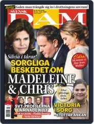Svensk Damtidning Magazine (Digital) Subscription November 26th, 2020 Issue