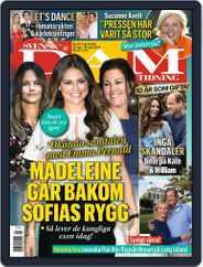 Svensk Damtidning Magazine (Digital) Subscription May 12th, 2021 Issue