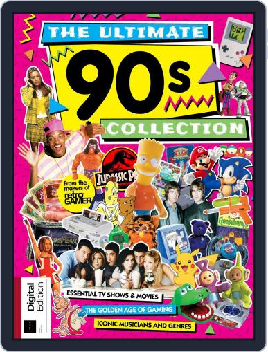 The Ultimate 90s Collection Magazine (Digital) June 29th, 2018 Issue Cover