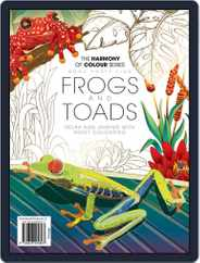 Colouring Book: Frogs and Toads Magazine (Digital) Subscription July 11th, 2018 Issue