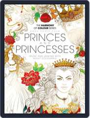 Colouring Book: Princes and Princesses Magazine (Digital) Subscription July 12th, 2018 Issue