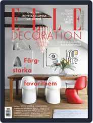 ELLE Decoration Sweden Magazine (Digital) Subscription November 1st, 2020 Issue