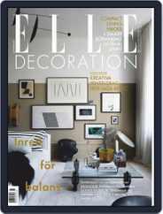 ELLE Decoration Sweden Magazine (Digital) Subscription February 1st, 2021 Issue