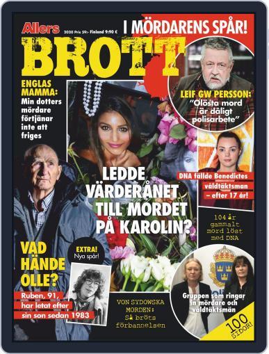 Brott, mord och mysterier (Digital) April 22nd, 2020 Issue Cover