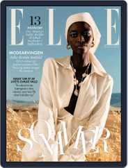 ELLE Denmark Magazine (Digital) Subscription July 1st, 2021 Issue