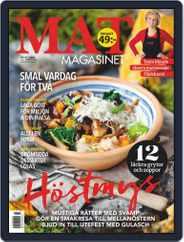 Matmagasinet Magazine (Digital) Subscription October 1st, 2020 Issue