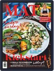 Matmagasinet Magazine (Digital) Subscription February 1st, 2021 Issue