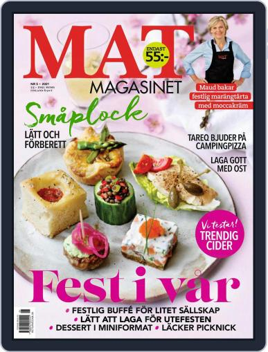 Matmagasinet Magazine (Digital) May 1st, 2021 Issue Cover