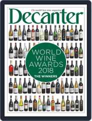Decanter World Wine Awards 2018 Special Magazine (Digital) Subscription August 1st, 2018 Issue