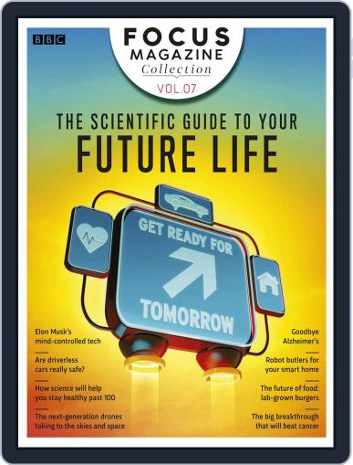 The Scientific Guide to Your Future Life July 31st, 2018 Digital Back Issue Cover