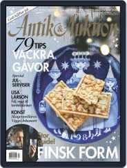 Antik & Auktion Magazine (Digital) Subscription December 1st, 2020 Issue