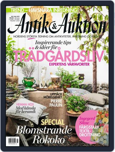 Antik & Auktion Magazine (Digital) May 1st, 2021 Issue Cover