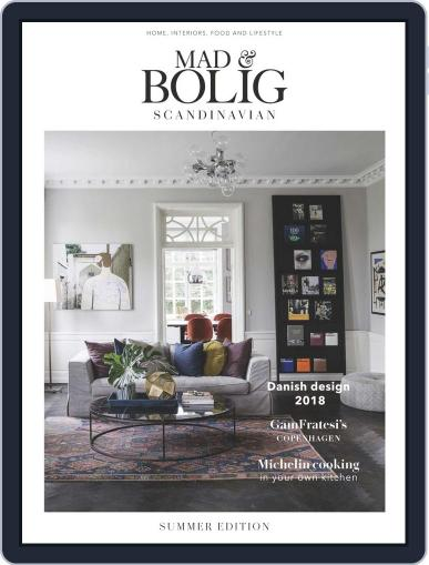 Mad og Bolig Scandinavian July 26th, 2018 Digital Back Issue Cover