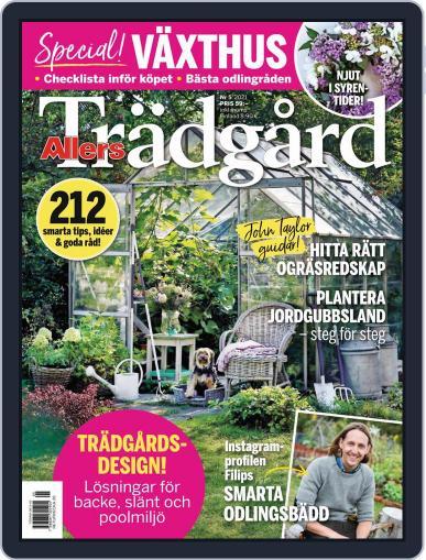Allers Trädgård Magazine (Digital) May 1st, 2021 Issue Cover